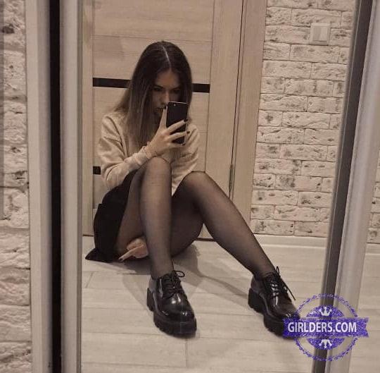 Олеся Либерман голая фото