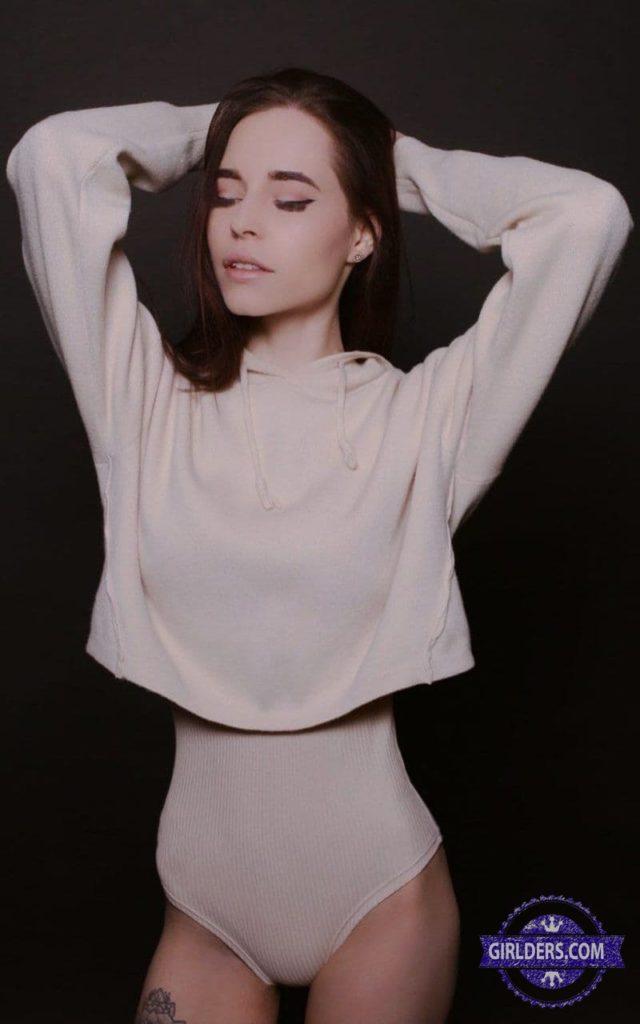 Елизавета Оленева горячие фото