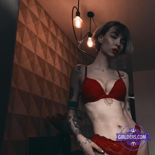 Сексуальные фото в белье слив Юля Реш