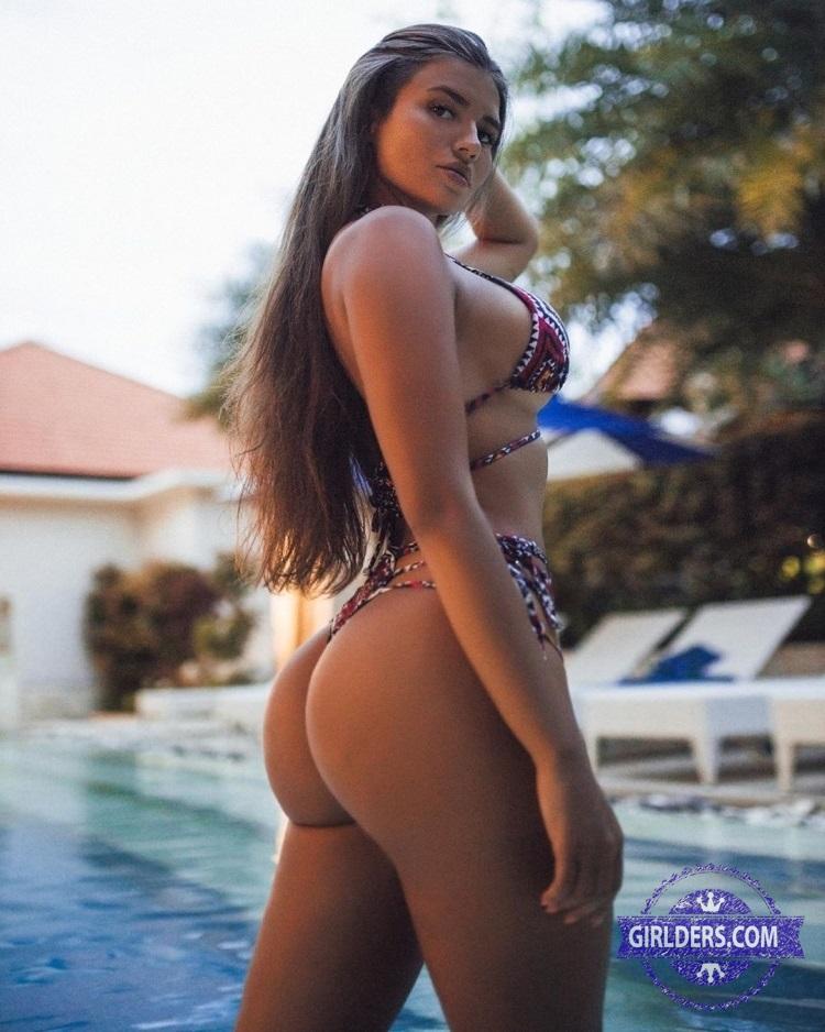 Слив фото в купальнике Valeriya Bearwolf