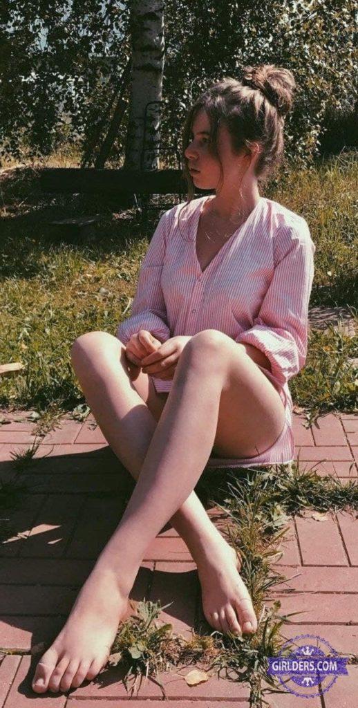 Слив сексуальных фото тик-токерши Masha_mix_2166