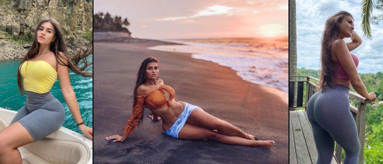 Слив горячих фото Valeriya Bearwolf