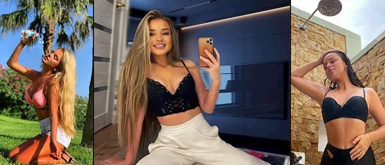 Вероника Золотова слив эротических фото